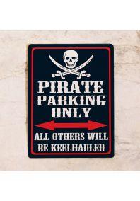 Парковка для пиратов