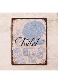 Toilet в стиле прованс