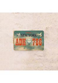 Американский номер Нью Йорк