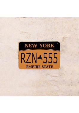 Американский номер NY
