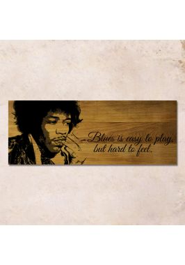 Дубовое панно Hendrix