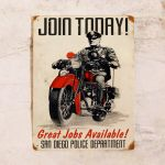 Join Police department