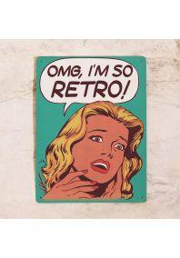 OMG! I'm so retro