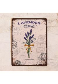 Табличка Lavender