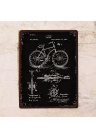 Патент велосипеда