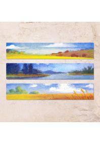 Триптих Пейзаж
