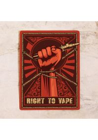 Right to vape!