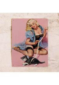 Pin up girl 4