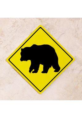 Осторожно! Медведь