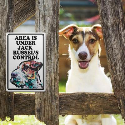 Таблички с собакой на заказ зготовление
