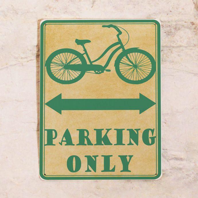Парковка для велосипеда для дачи
