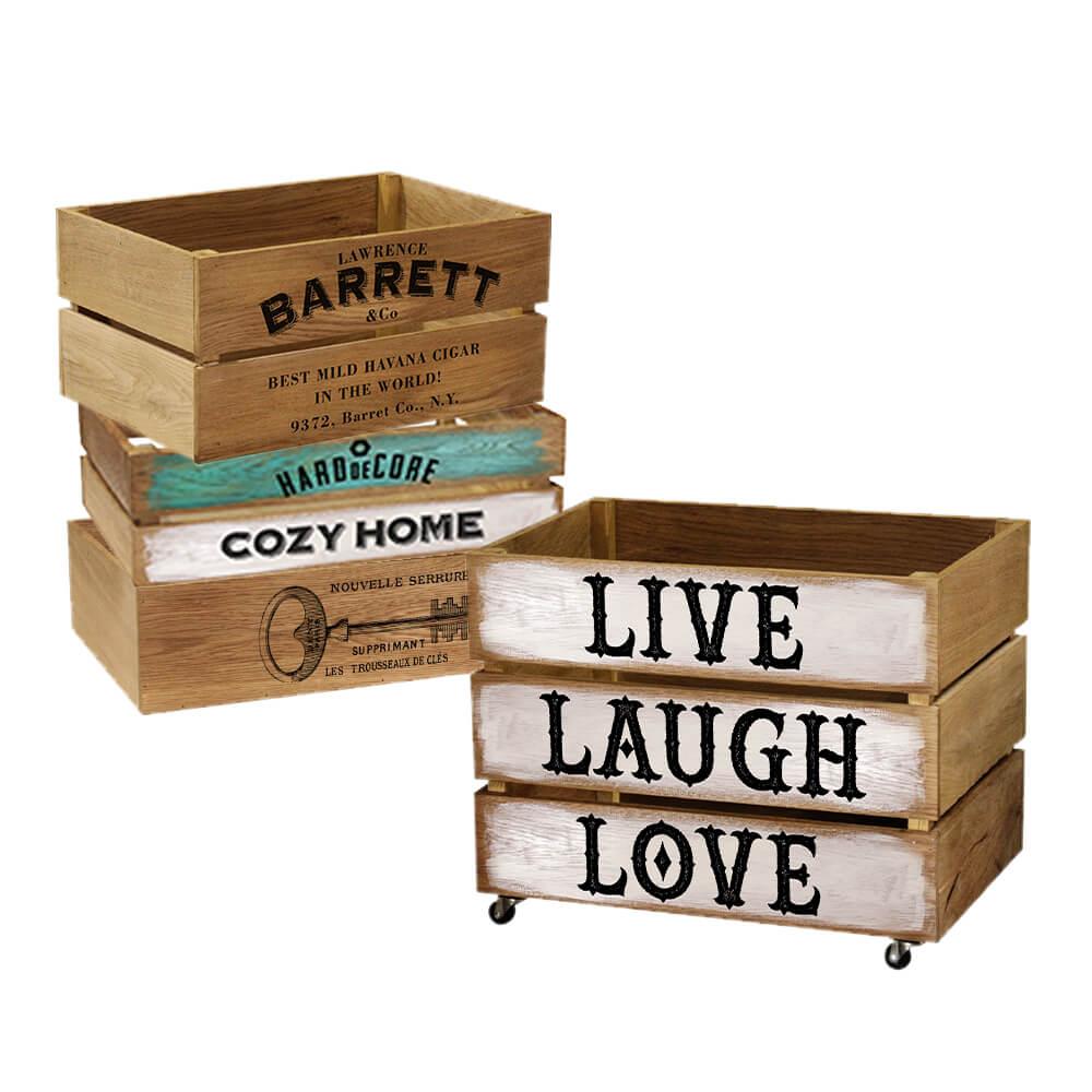 Деревянные ящики. Купить