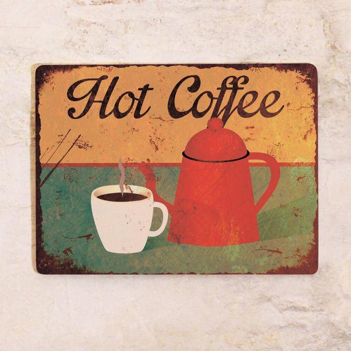 ретро вывеска кофе купить