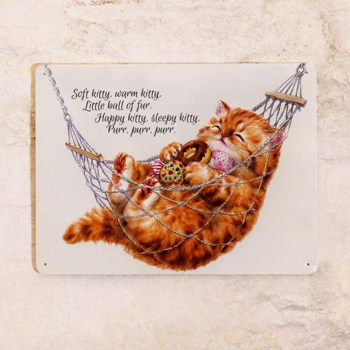 Картины с котиками для интерьера