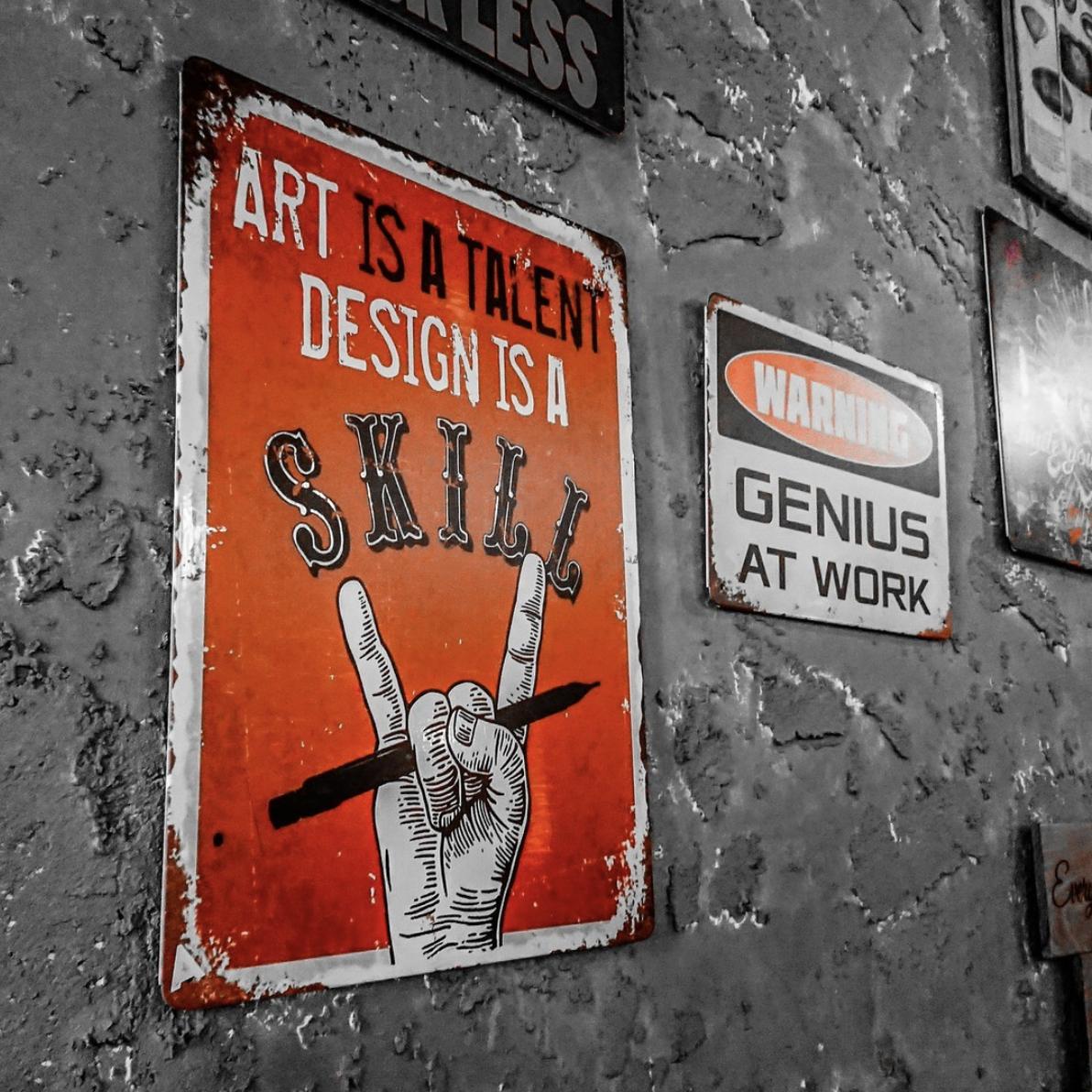 Мотивирующие постеры для офиса