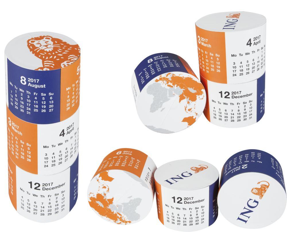 Фигурные календари